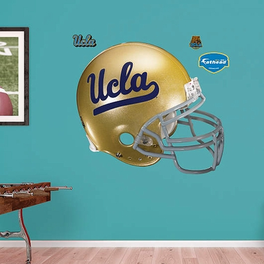 UCLA Helmet Fathead Wall Graphic