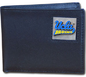 UCLA Leather Bifold Wallet (F)