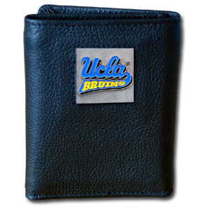 UCLA Leather Trifold Wallet (F)