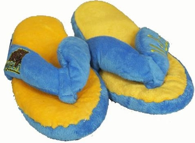 UCLA Plush Thong Slippers