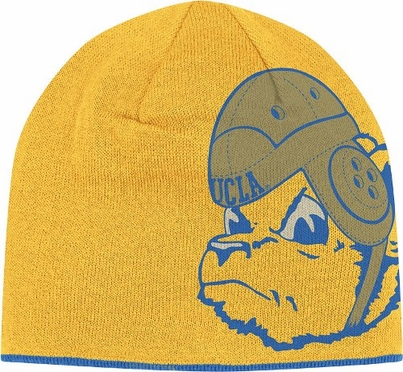 UCLA Reversible Vault Logo Knit Hat