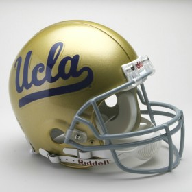 UCLA Riddell Full Size Authentic Helmet