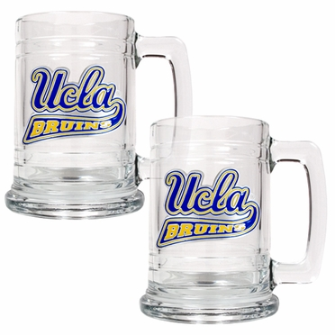 UCLA Set of 2 15 oz. Tankards