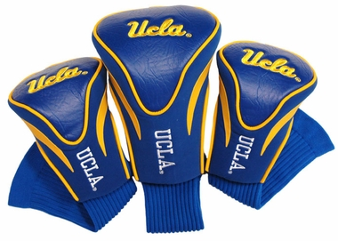 UCLA Set of Three Contour Headcovers