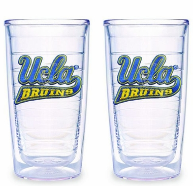 UCLA Set of TWO 16 oz. Tervis Tumblers