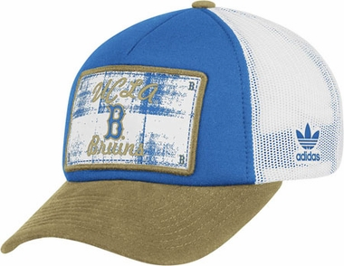UCLA Snapback Trucker Hat
