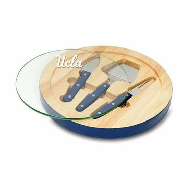UCLA Ventana Cheese Board (Navy)