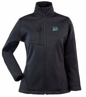 UCLA Womens Traverse Jacket (Team Color: Black)