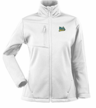 UCLA Womens Traverse Jacket (Color: White)