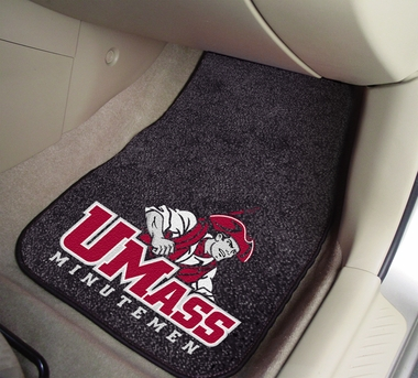 Umass 2 Piece Car Mats