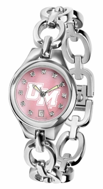 Umass Women's Eclipse Mother of Pearl Watch