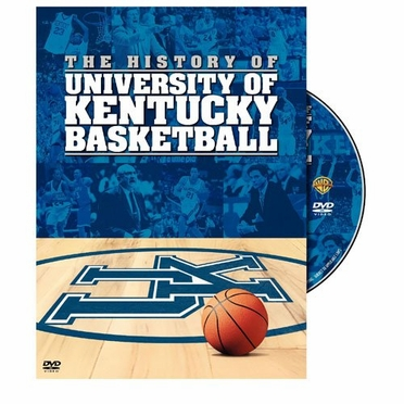 University of Kentucky Basketball: The Complete History DVD