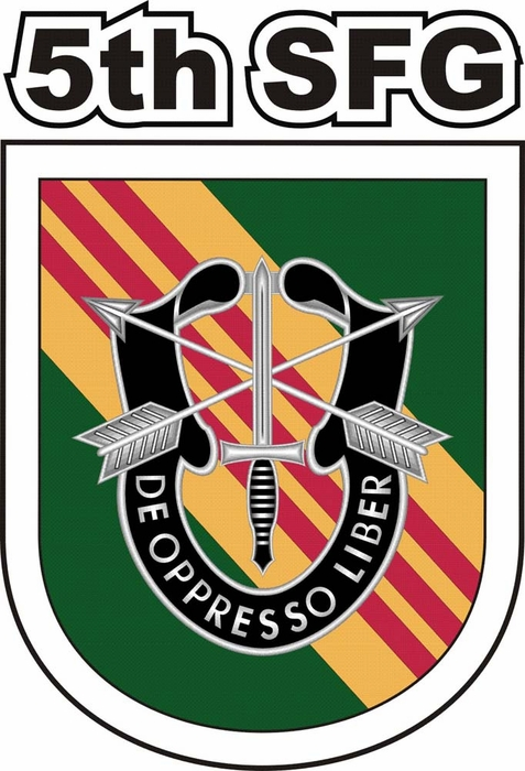 Us army 5th special forces group vietnam green flash sticker 6 jpg
