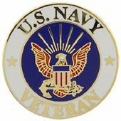 US Navy Lapel Pins