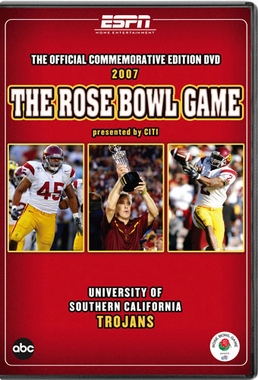 USC 2007 Rose Bowl Game DVD