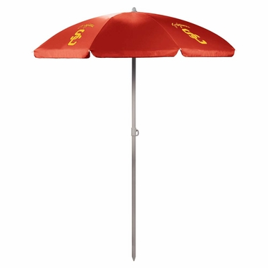 USC Beach Umbrella (Red)