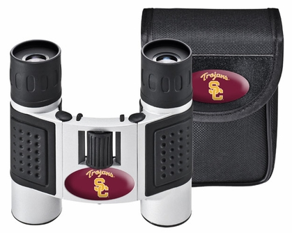 USC Binoculars and Case