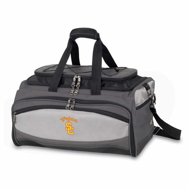 USC Buccaneer Tailgating Embroidered Cooler (Black)