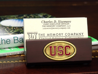 USC Business Card Holder