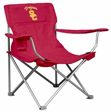 USC Canvas Adult Folding Logo Chair
