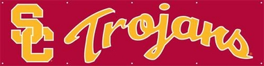USC Eight Foot Banner
