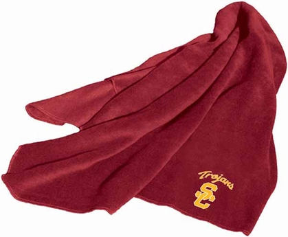 USC Fleece Throw Blanket