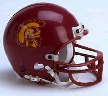 USC Football Helmet - Mini Replica