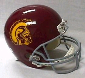 USC Full Sized Replica Helmet