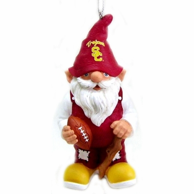 USC Gnome Christmas Ornament