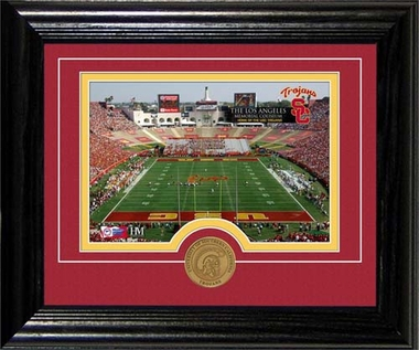 USC Trojans University of Southern California Memorial Coliseum Desktop Photomint