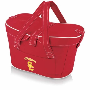 USC Mercado Picnic Basket (Red)
