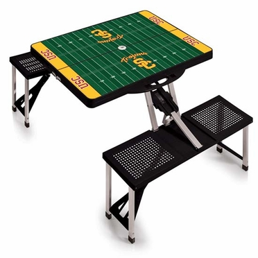 USC Picnic Table Sport (Black)