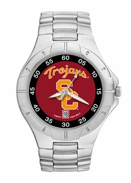 USC Pro II Men's Stainless Steel Watch