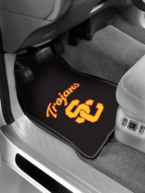 USC Set of Rubber Floor Mats