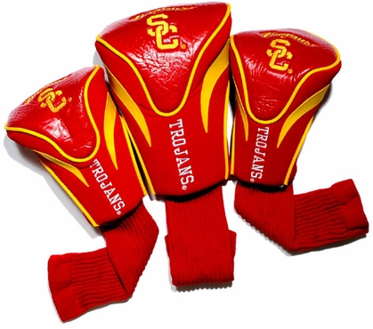USC Set of Three Contour Headcovers
