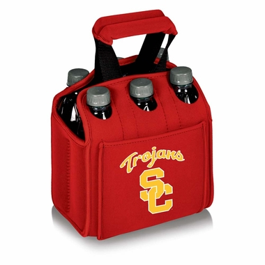 USC Six Pack (Red)