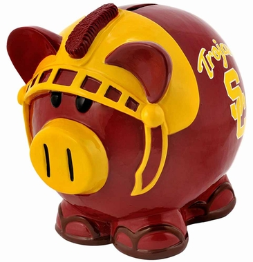 USC Trojans Piggy Bank - Thematic Small