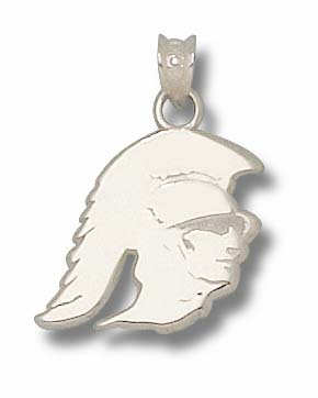 USC Sterling Silver Pendant