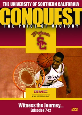 USC Tojans Conquest Series: Episodes 7-12 DVD