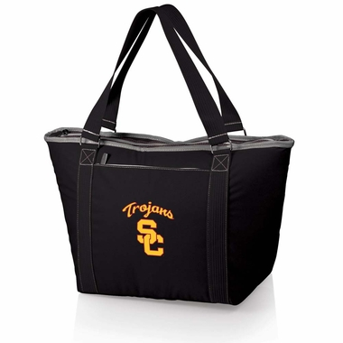 USC Topanga Embroidered Cooler Bag (Black)