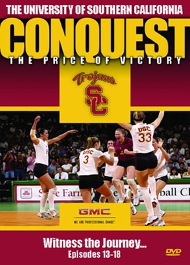 USC Trojans Conquest Series: Episodes 13-18 DVD