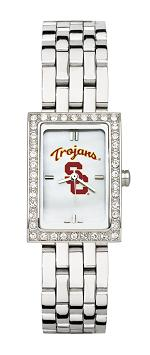 USC Women's Steel Band Allure Watch