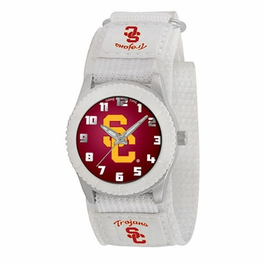 USC Youth Rookie Watch (White)