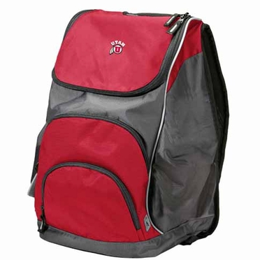Utah Action Backpack (Color: Red)