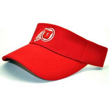 Utah Adjustable Birdie Visor