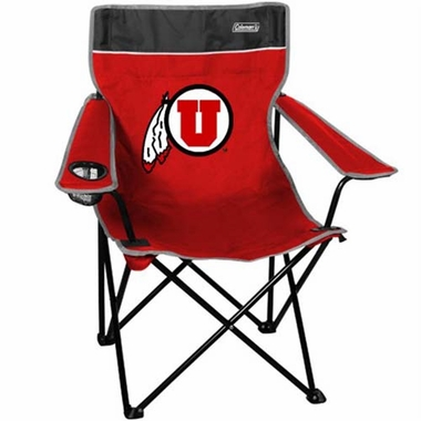 Utah Broadband Quad Tailgate Chair