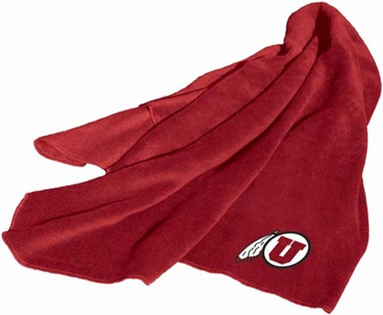 Utah Fleece Throw Blanket