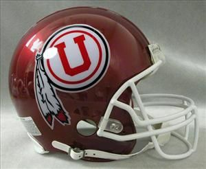 Utah Full Sized Replica Helmet