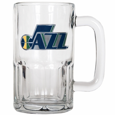 Utah Jazz 20oz Root Beer Mug