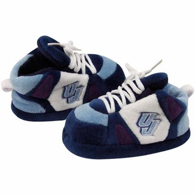 Utah Jazz Baby Slippers